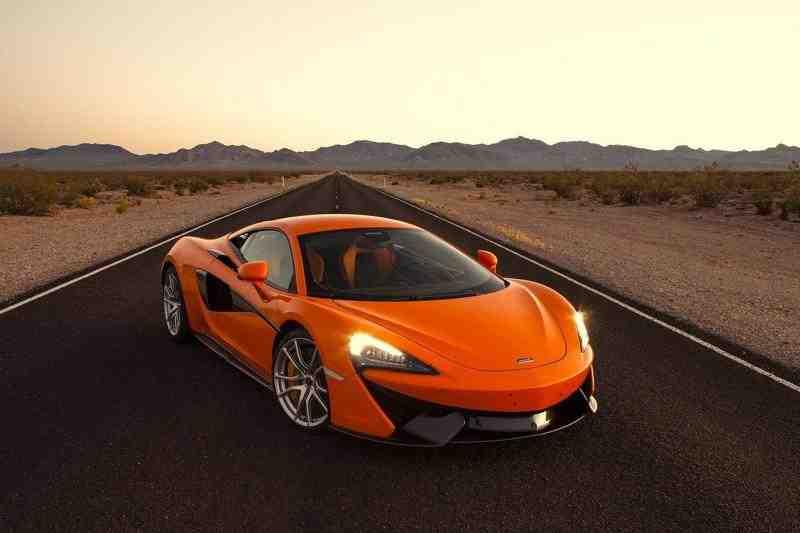 McLaren 570S chính thức đi vào sản xuất hàng loạt - 2