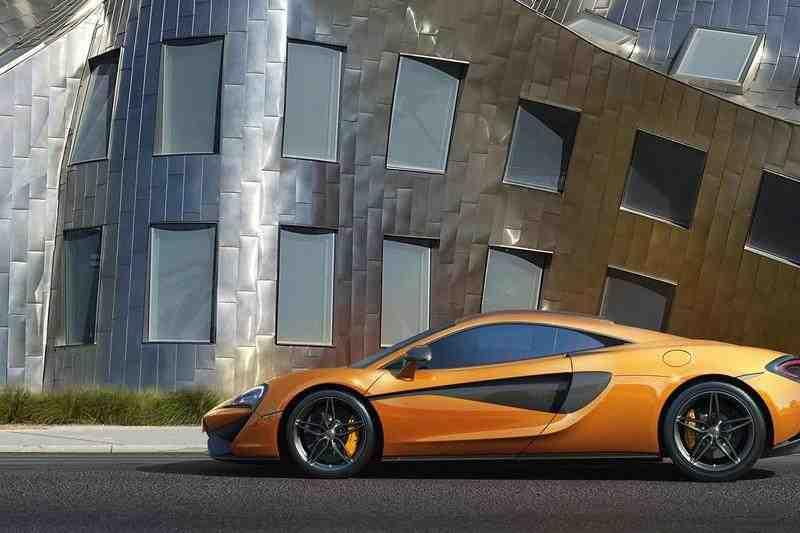 McLaren 570S chính thức đi vào sản xuất hàng loạt - 3