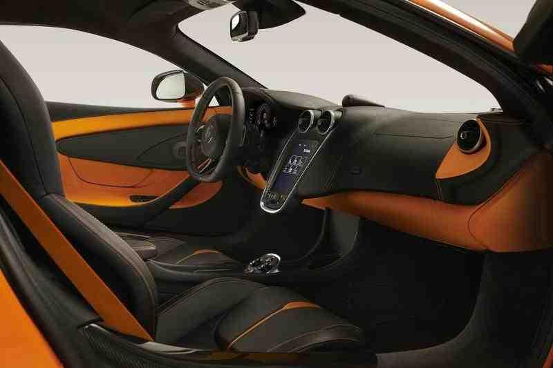 McLaren 570S chính thức đi vào sản xuất hàng loạt - 4