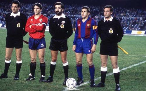 """Tiếng còi """"đen"""" Real-Barca: Khẩu súng lịch sử (P1) - 2"""