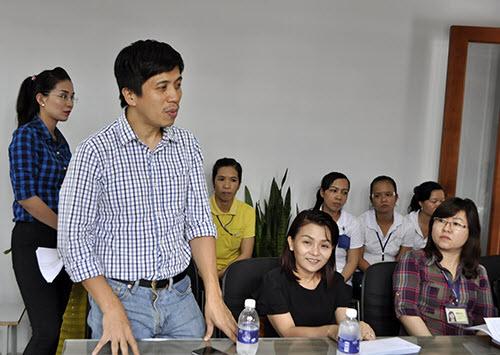 Công nhân, hộ nghèo Đồng Nai xúc động nhận quà từ Deca.vn - 6