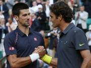 Thể thao - Djokovic, Federer chung vui ở Gala trao giải ATP 2015