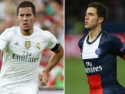 """Bóng đá - Phá két, PSG tính vượt mặt Real vụ """"săn"""" Hazard"""