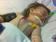 Sức khỏe đời sống - Nuốt nhầm thuốc tẩy rửa một bé gái suýt tử vong