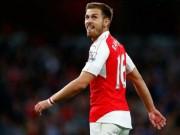 """Bóng đá - Ramsey: """"Bùa may mắn"""" của Arsenal"""