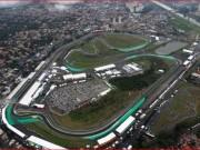 Đua xe F1 - Brazilian GP: Hamilton như chưa từng bắt đầu