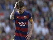 """Bóng đá - El Clasico: Dùng Messi là """"đánh bạc"""""""