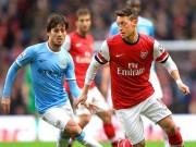 "Bóng đá - ""Kèo trái"" của Ozil chấp Aguero, Hazard, Sanchez..."