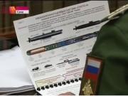 Thế giới - Truyền hình Nga sơ ý tiết lộ thiết kế ngư lôi hạt nhân mật
