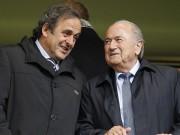 """Bóng đá - """"Ăn tiền bẩn"""", Platini bị FIFA cấm tranh cử chủ tịch"""