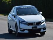 Ô tô - Xe máy - Mổ xẻ Honda Clarity 2016 chạy nhiên liệu hydro