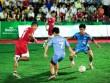 Giải bóng đá Cúp Bia Sài Gòn 2015 khai mạc tưng bừng ở Hà Tĩnh
