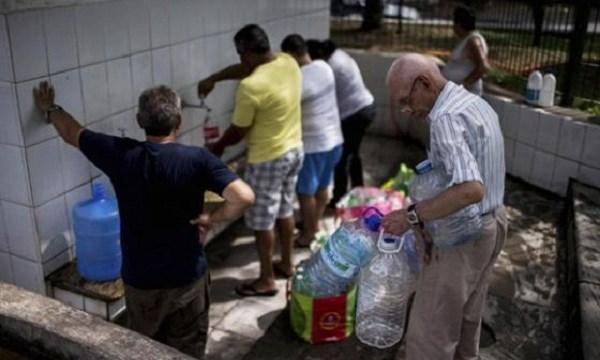 Người dân Brazil sống khổ sở vì khủng hoảng kinh tế - 1