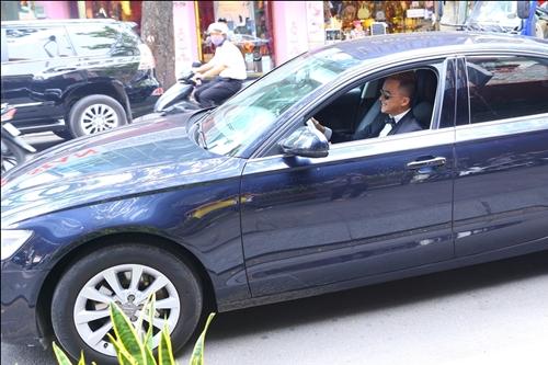 Hương Tràm, Bích Hữu xinh đẹp bên Cao Thái Sơn - 1