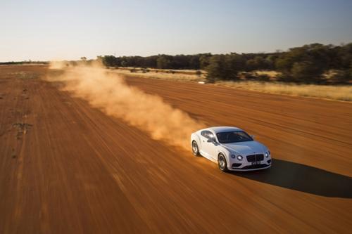 """Bentley Continental GT Speed """"quá nhanh, quá nguy hiểm"""" - 1"""