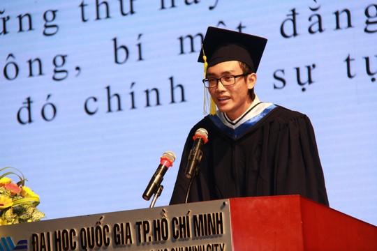 Hơn 20% sinh viên Trường ĐH Quốc tế tốt nghiệp loại giỏi - 1