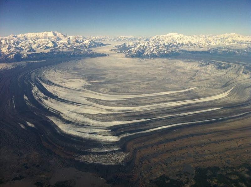 """Vẻ đẹp kỳ thú của """"sông băng chân voi"""" - 6"""