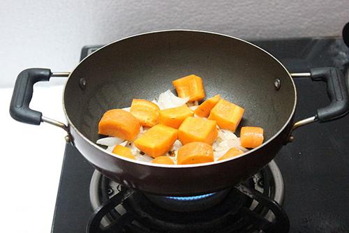 Tuyệt chiêu giảm cân từ súp khoai lang thơm ngon - 3