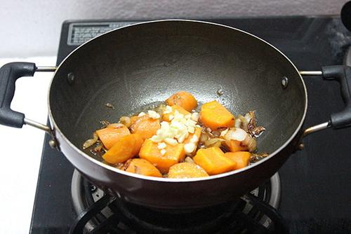 Tuyệt chiêu giảm cân từ súp khoai lang thơm ngon - 4