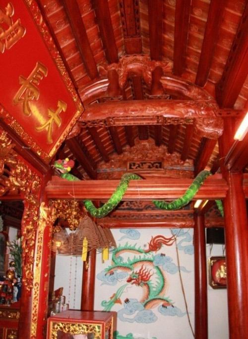 Ngắm đền thờ Tổ nghiệp trăm tỷ của Hoài Linh, Vượng Râu - 2