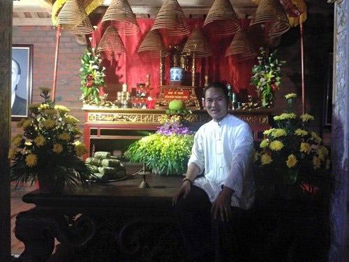 Ngắm đền thờ Tổ nghiệp trăm tỷ của Hoài Linh, Vượng Râu - 1