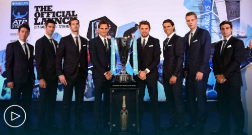 "ATP Finals 2015: Federer ""nhẹ gánh"" hơn Nadal - 1"