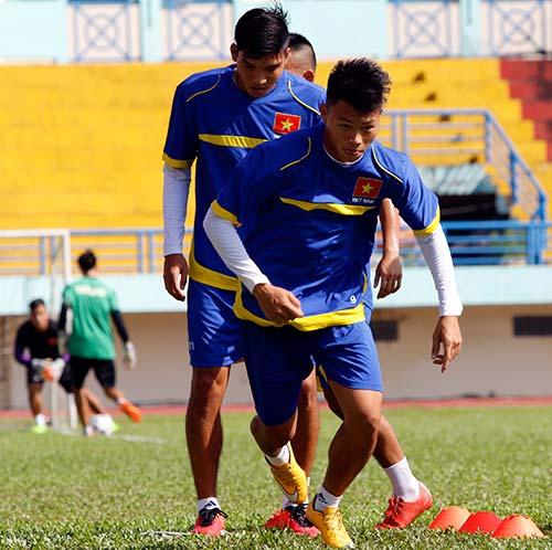 """U21 Việt Nam """"luyện công"""" chờ so tài U21 Thái Lan - 2"""
