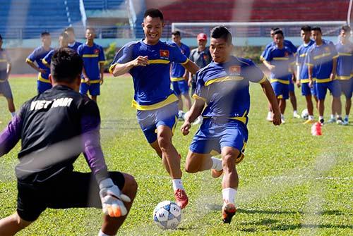 """U21 Việt Nam """"luyện công"""" chờ so tài U21 Thái Lan - 6"""