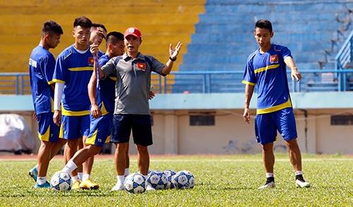 """U21 Việt Nam """"luyện công"""" chờ so tài U21 Thái Lan - 3"""