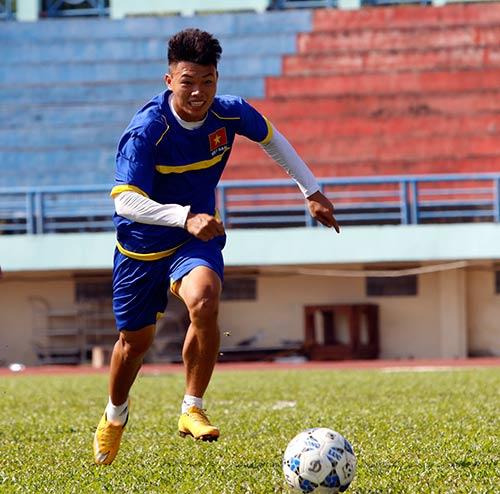 """U21 Việt Nam """"luyện công"""" chờ so tài U21 Thái Lan - 8"""