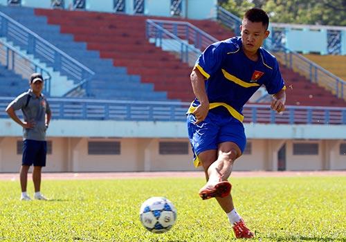 """U21 Việt Nam """"luyện công"""" chờ so tài U21 Thái Lan - 9"""