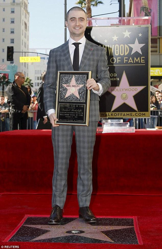 Diễn viên Harry Potter được gắn tên trên Đại lộ danh vọng - 3