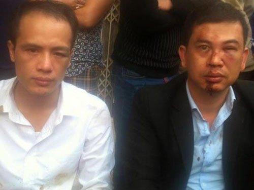 Công an Hà Nội khởi tố vụ hành hung 2 luật sư - 1