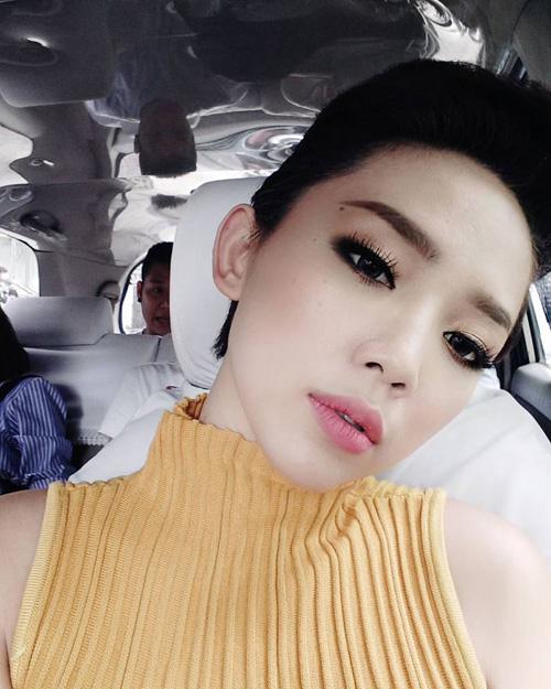 Facebook sao 13/11: Thủy Tiên khoe eo thon bên ông xã - 7