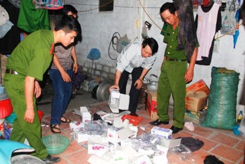 """Xây lán trại """"phục vụ"""" con nghiện ngay tại TP Thanh Hóa - 1"""