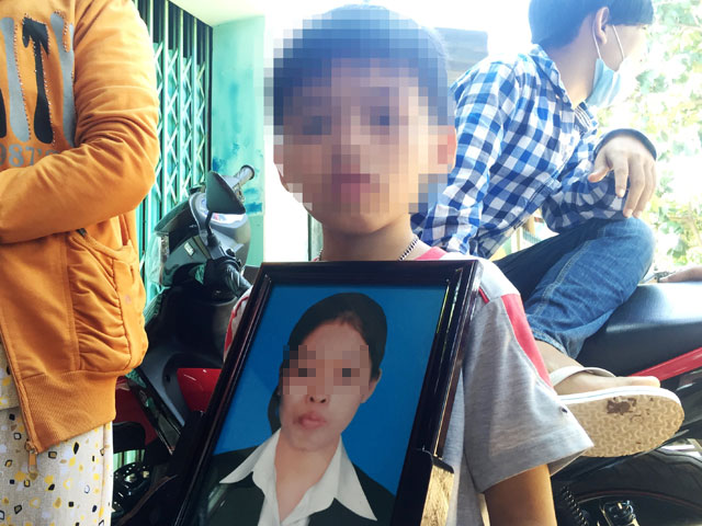 Cô gái chết cháy ở nhà hoang: Bé 7 tuổi nức nở gọi mẹ - 2