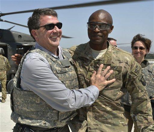 Tướng Mỹ bất ngờ bị Bộ trưởng Quốc phòng sa thải - 2