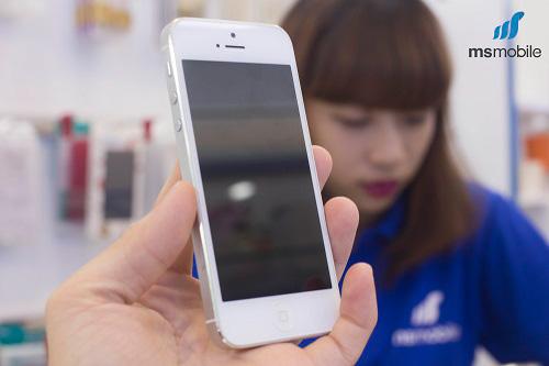 """""""Ngày hội iPhone"""" - khuyến mại khủng tại MSmobile - 1"""