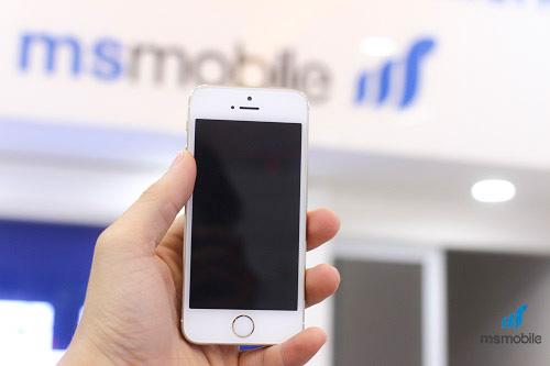 """""""Ngày hội iPhone"""" - khuyến mại khủng tại MSmobile - 2"""