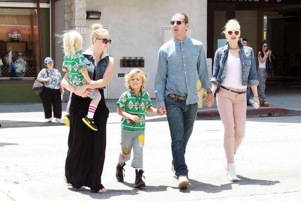 Gwen Stefani tuyên bố ly dị vì chồng vụng trộm với vú em - 2