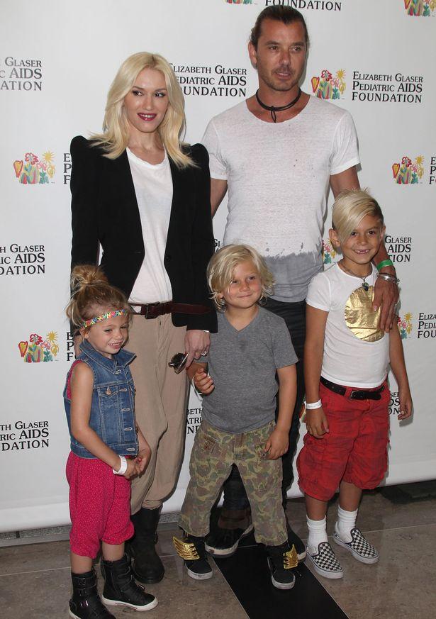 Gwen Stefani tuyên bố ly dị vì chồng vụng trộm với vú em - 4