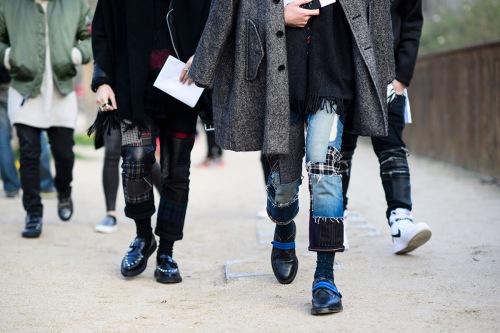 """Bí quyết diện quần jeans ống lửng thật """"chất"""" - 4"""