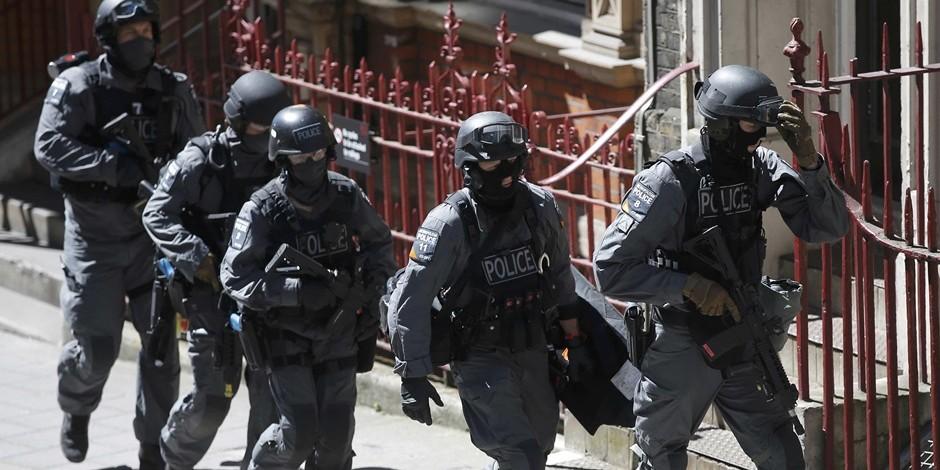 4 người tị nạn Iraq âm mưu bắt cóc các nhà ngoại giao Anh - 1