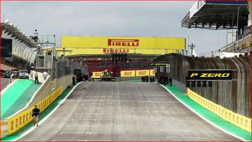 Đua thử Brazilian GP: Tranh chấp và toan tính - 1