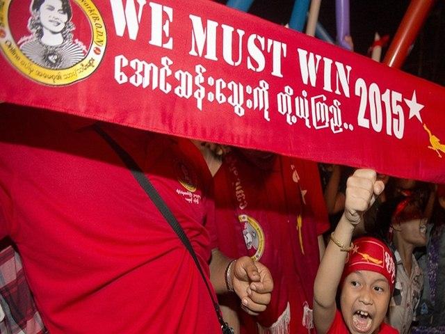 Myanmar: Bà Suu Kyi chính thức chiến thắng vang dội - 1