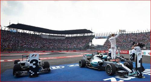 Mexico GP: Tham vọng bành trướng của châu Mỹ - 1