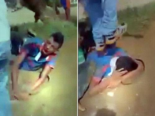 Đám đông đánh trộm tới chết ở Venezuela - 1