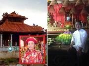 Phim - Ngắm đền thờ Tổ nghiệp trăm tỷ của Hoài Linh, Vượng Râu