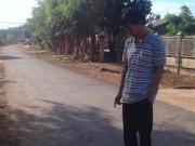 An ninh Xã hội - Giành quyền sử dụng đất, chồng đâm chết vợ