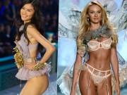 """Thời trang - Siêu mẫu nội y """"đánh bại"""" hoa hậu thế giới"""